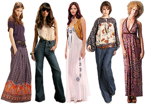 The 70s fashion style 34