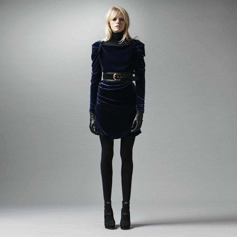 Velvet-fashion