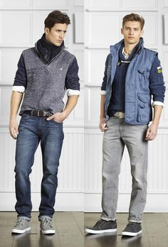 Men's fashion clothes 2016 - Style Jeans