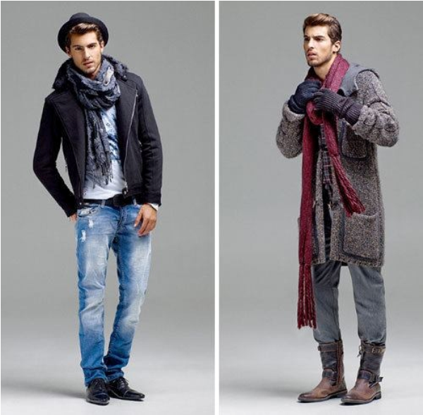 Men's Fashion Features. Fashion Trends The latest men's fashion trends direct from the runways and the streets. Lookbooks Get inspiration for your daily outfits with the latest fashion lookbooks.