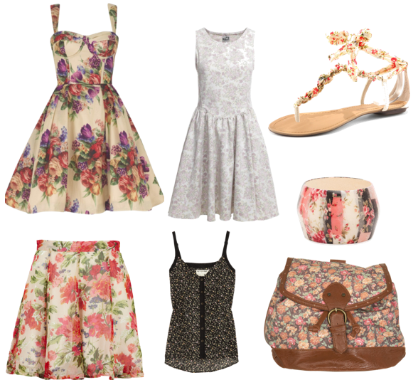 fashionable summer clothes