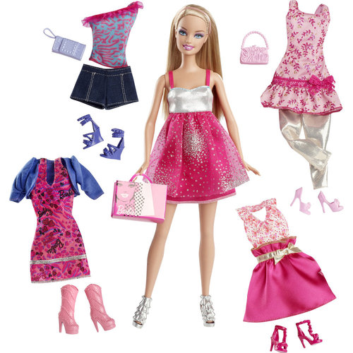 Fashion Barbie Clothes Style Jeans