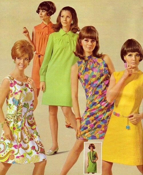 60 s fashion make you popular!