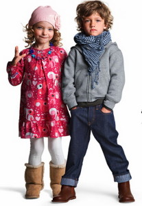 children fashion agents uk