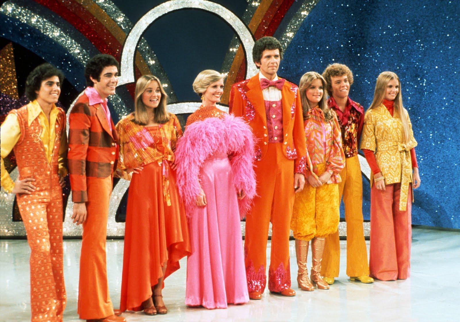 Fashion of 1970s - Disco Fashion Photos