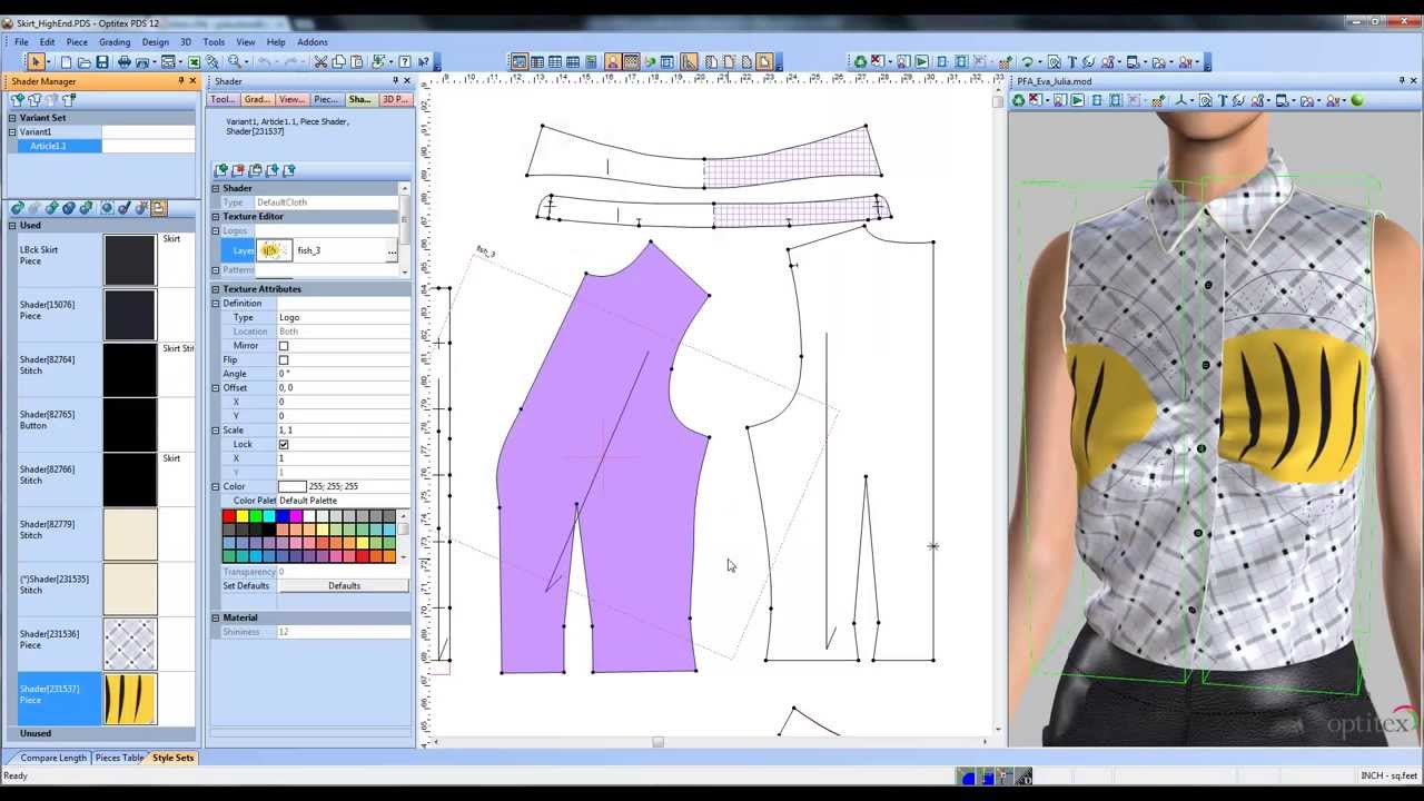 Fashion Designing Software Free Style Jeans