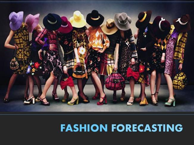 Fashion forecasting companies