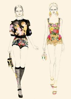 fashion-illustrators