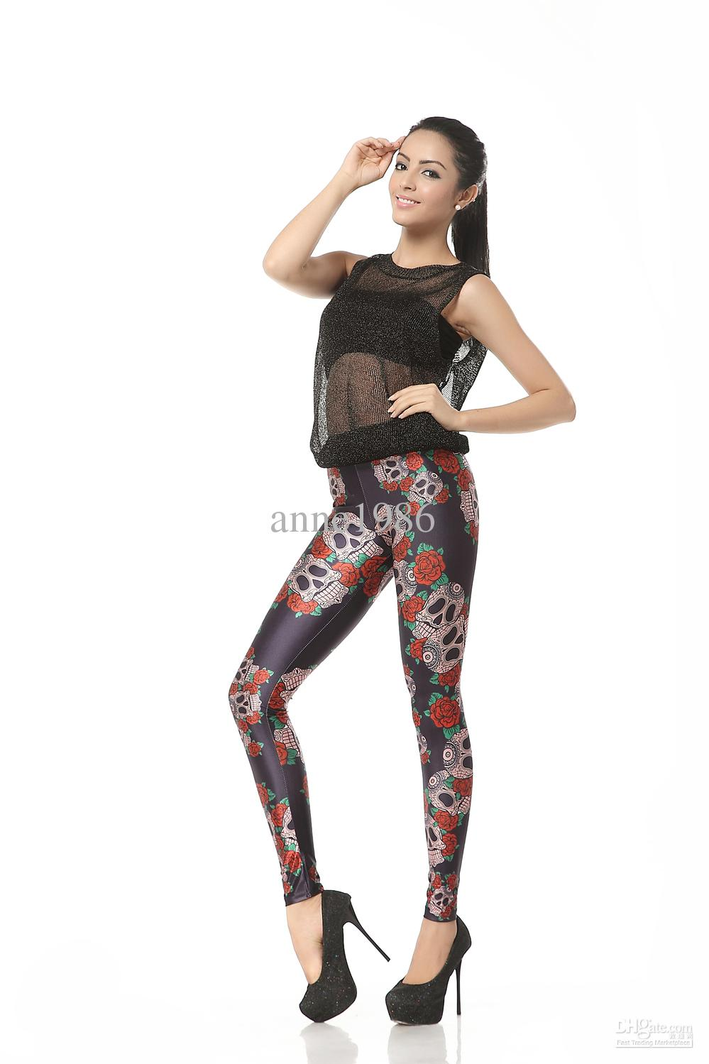 Image Gallery Leggings Fashion