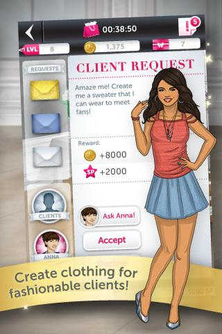 Fashion Star Game Online Style Jeans