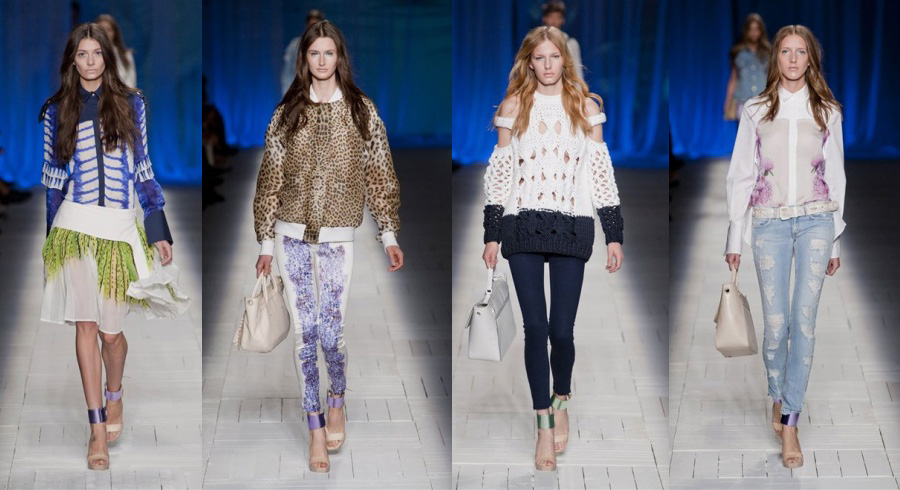 Italy Fashion Week 2016 Very Popular Style Jeans