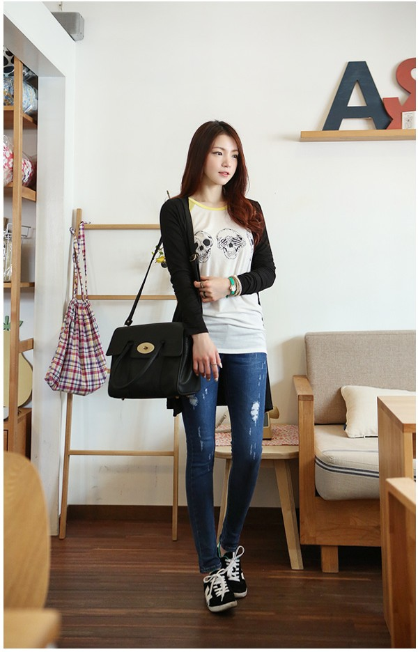 Korean Fashion Online Shop Free Shipping Style Jeans