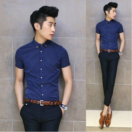 Korean Men Fashion Like Your Idol Style Jeans