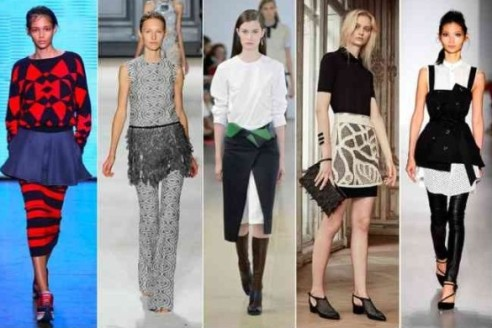latest trends in fashion