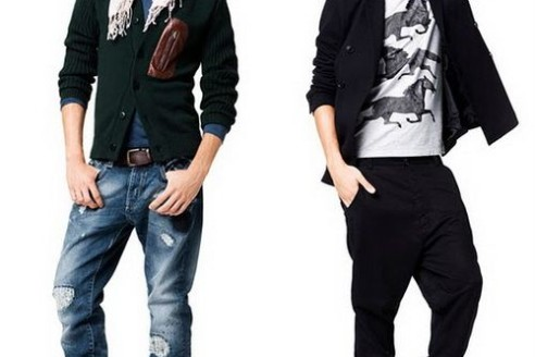Mens fashion clothing online - Style Jeans