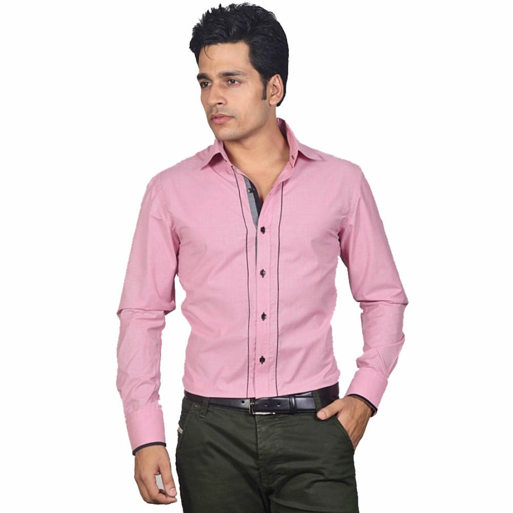 Mens fashion shirts tucked in or out style jeans for In style mens shirts