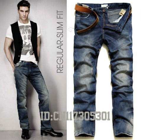 Mens latest fashion trends - Style Jeans