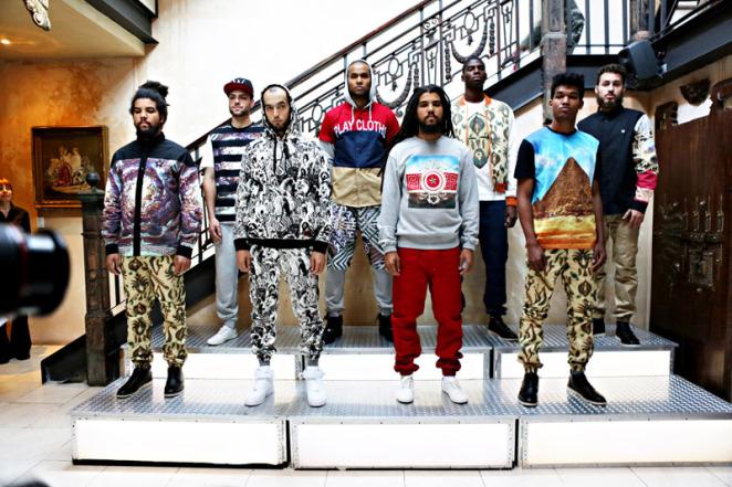 Streetwear Fashion Designers Style Jeans