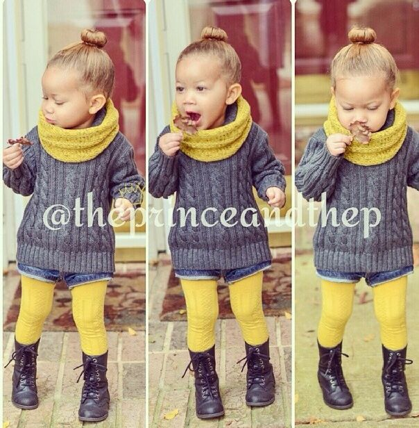 Toddler fashion boots cute - Style Jeans