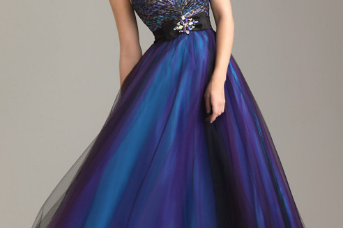 ball dress rental