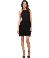 black cocktail dress plus size