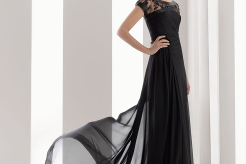 black-evening-dress-with-sleeves