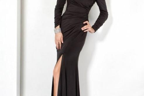black evening dresses dillards