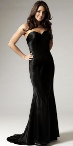 black evening dresses with jackets