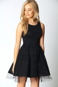 black party dresses 2016