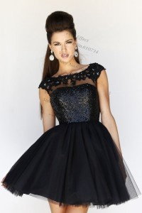 cute cocktail dresses with sleeves