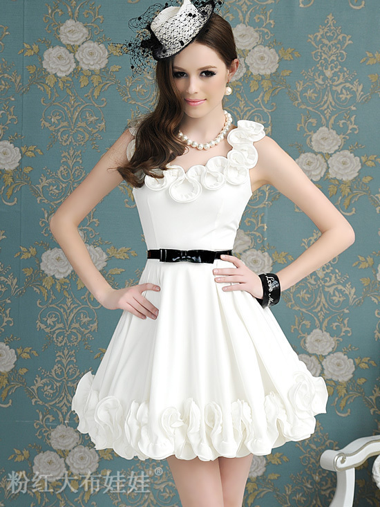 Cute white dresses plus size style jeans for Cute white dresses for wedding