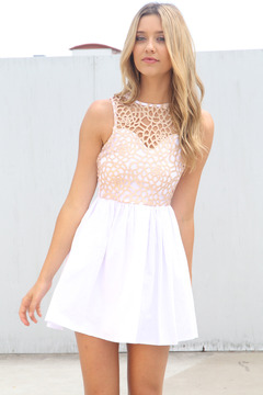 Cute white dresses plus size - Style Jeans