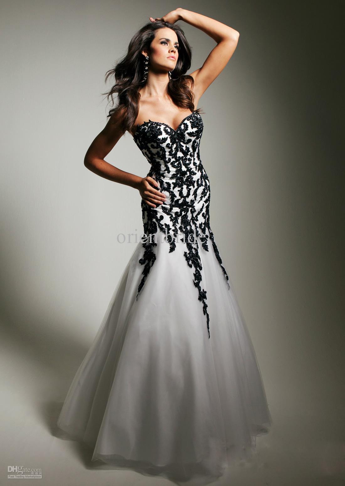 designer dresses for prom - photo #41