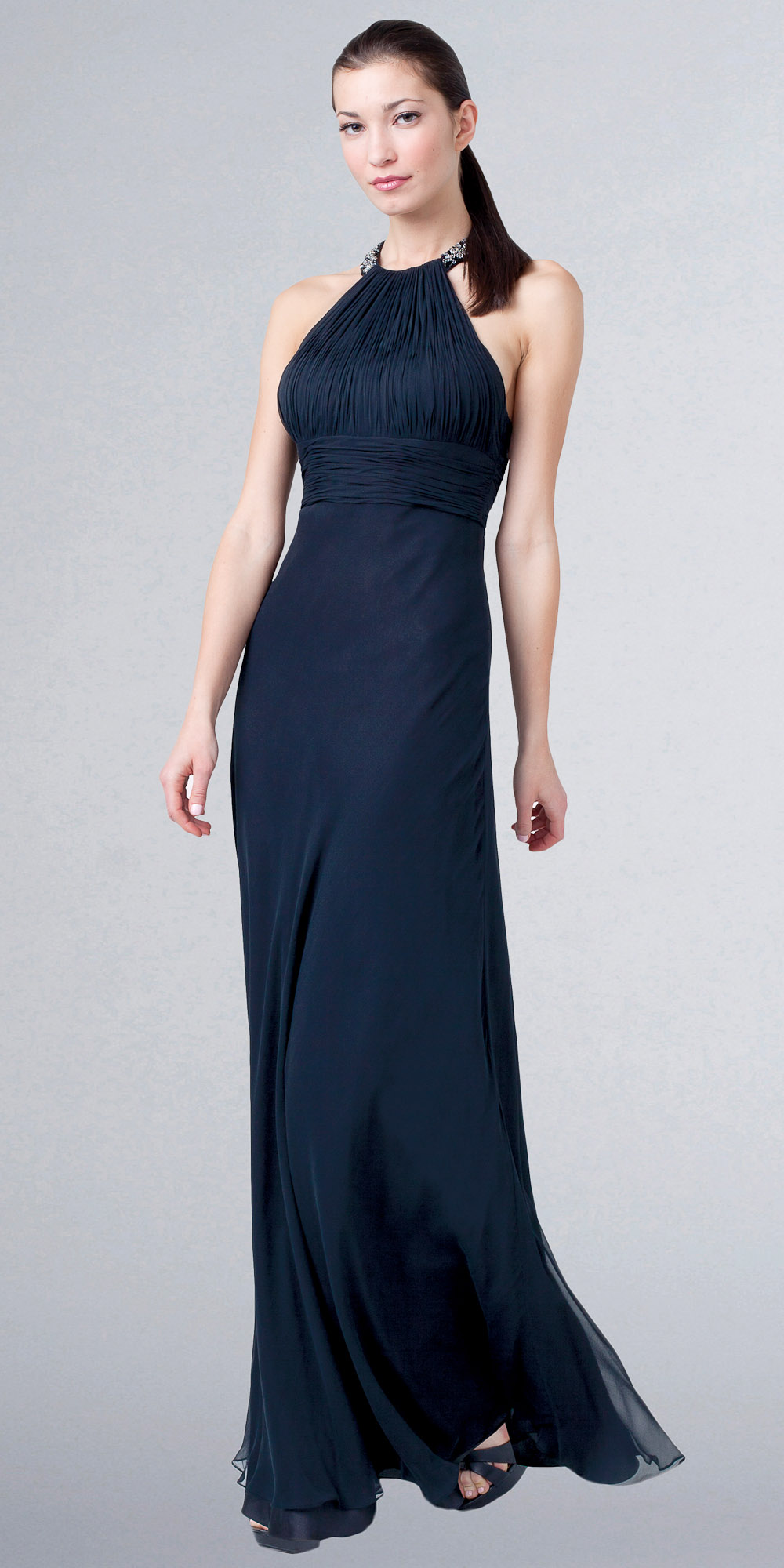 Dress evening gown - Style Jeans