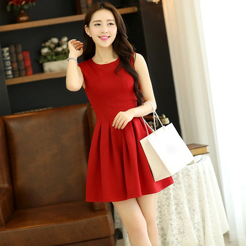 Dress for ladies over 50