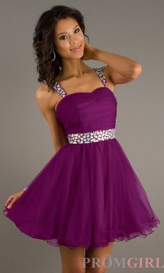 Collection Purple Party Dresses Pictures - Reikian