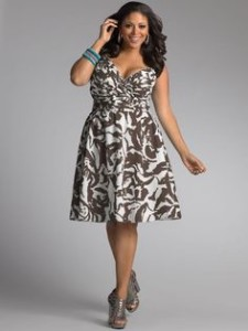 dresses for plus size women 4