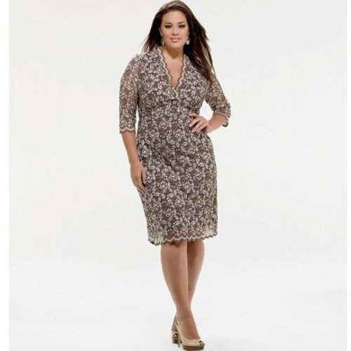 plus size dress clothes for women
