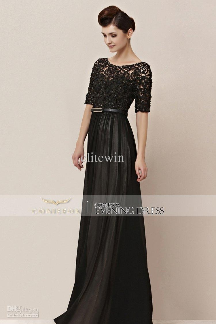 Evening party dresses midi length - Style Jeans