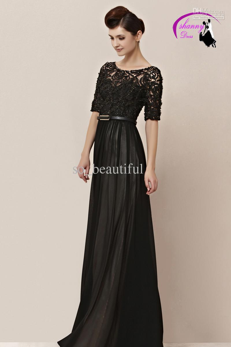 Evening Dresses With Long Sleeves 37