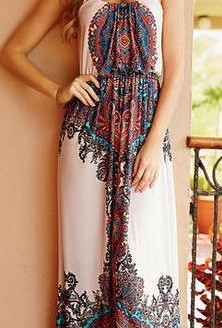 long summer dresses 2016