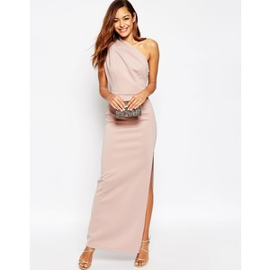 one shoulder dresses long sleeve