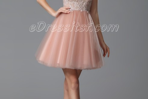 pink cocktail dresses for js prom