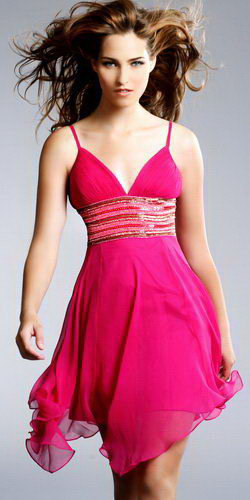Images of Pink Dresses For Women - Fashion Trends and Models