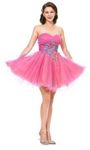 pink party dresses uk