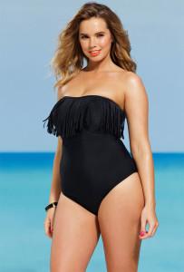 plus size bathing suit dress