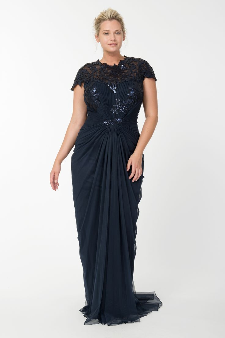 Dresses com evening plus size eligent prom dresses for Plus size wedding dresses online usa