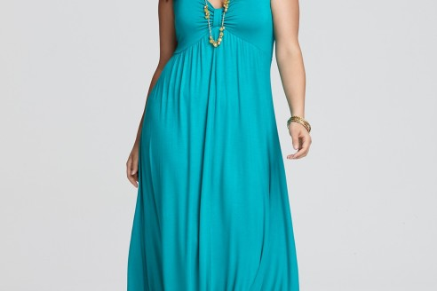 plus size maxi dress cover up