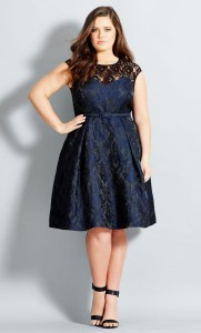plus-size-party-dress