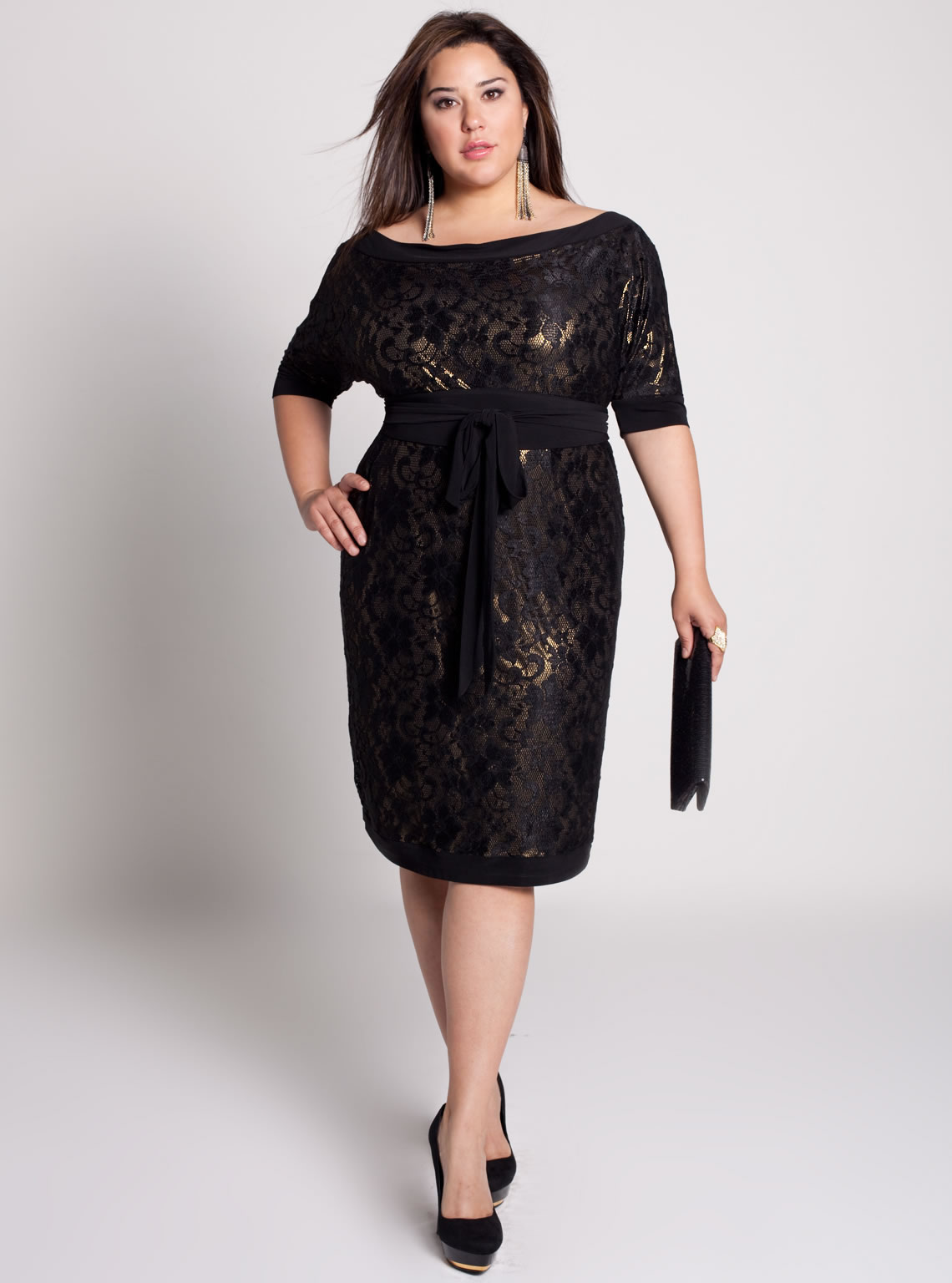 Party dresses cheap plus size